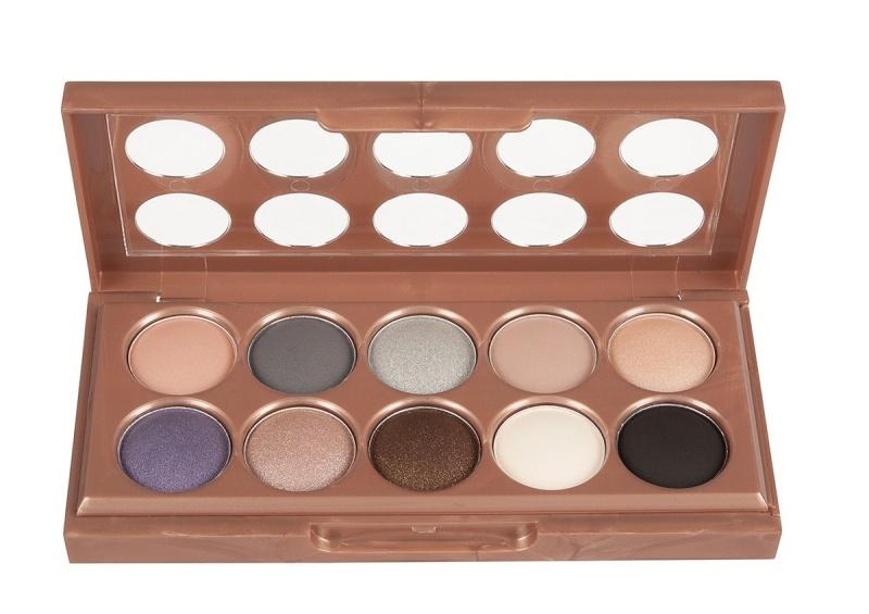 Палетка теней NYX Dream Catcher Palette Отзывы покупателей Magnificent Nyx Cosmetics Dream Catcher Palette