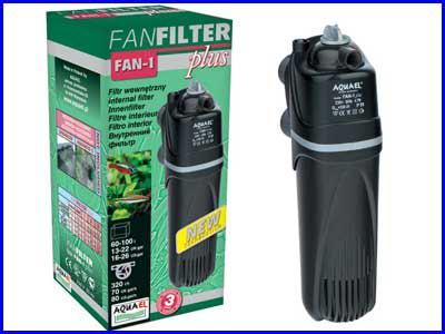 Рейтинг внешних и внутренних фильтров для аквариума