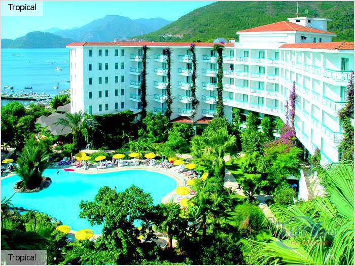 Отель tropical 4 турция мармарис отзывы