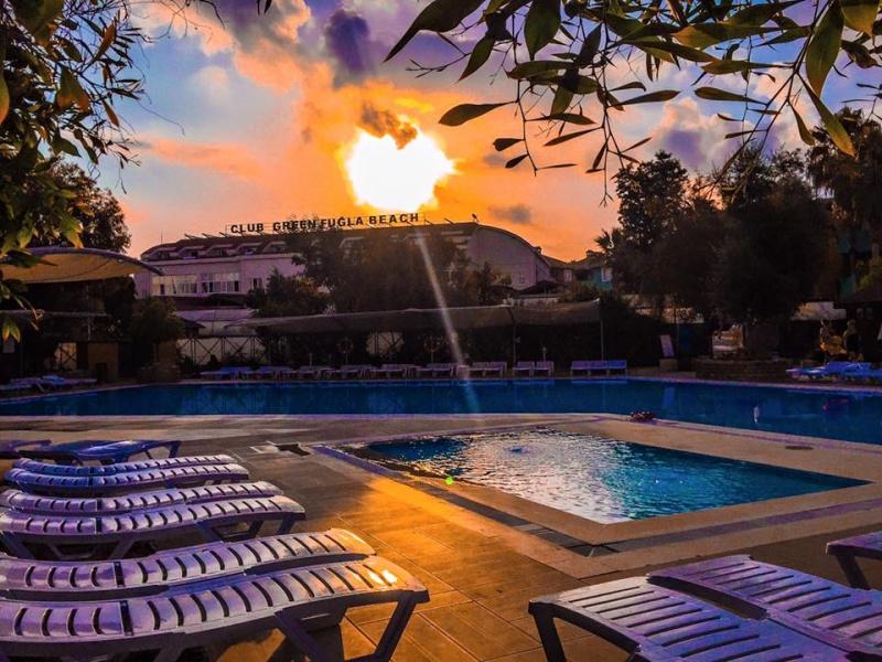 Турция отель грин фугла бич все фото