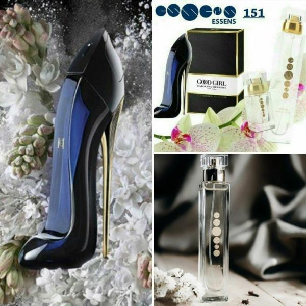 Essens Духи №151 - «Волшебная туфелька хорошей девочки ...