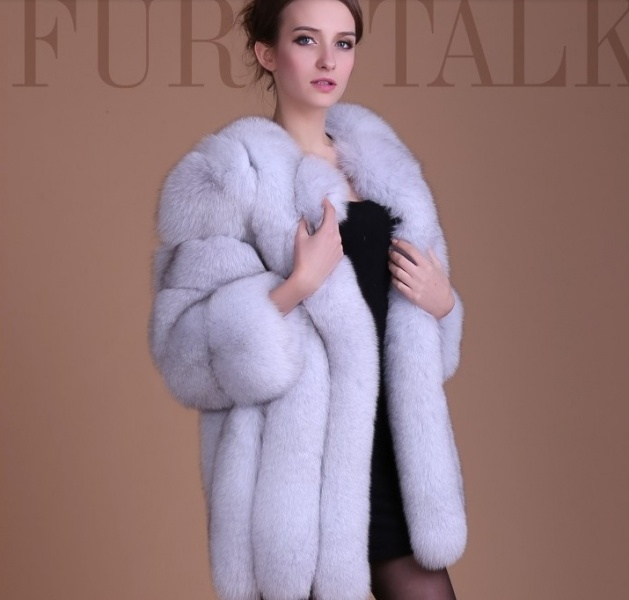 3776e88b4 Шуба AliExpress Meh discussion luxurious natural winter Fox fur coat фото