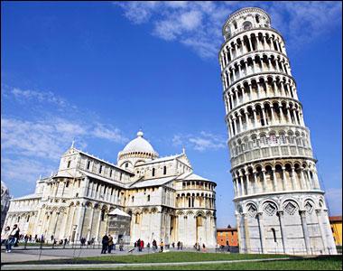 Знаковые места Италии