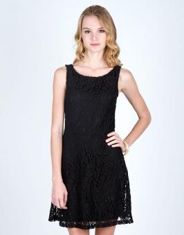 Глория джинс чёрные платья