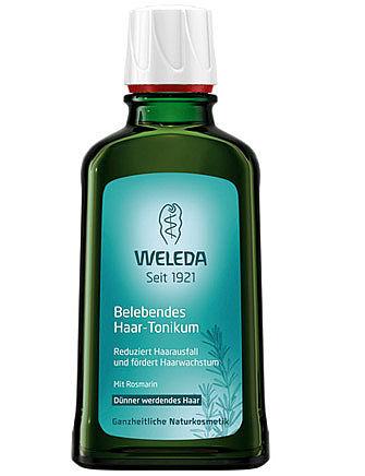 Укрепляющий тоник для роста волос с розмарином weleda отзывы