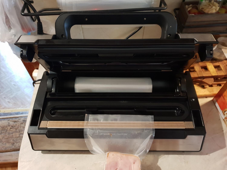 вакуумный упаковщик caso fastvac 500 отзывы