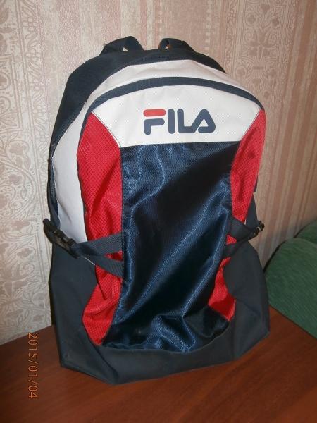 Рюкзаки fila отзывы чемоданы для хранения одежды