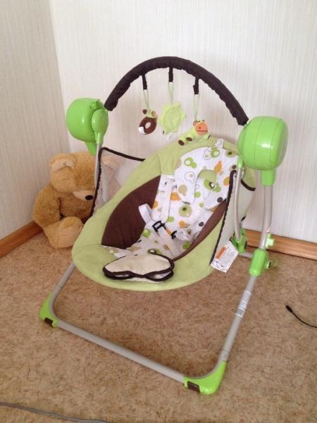 Электрокачели Baby Care Balancelle Инструкция - фото 4