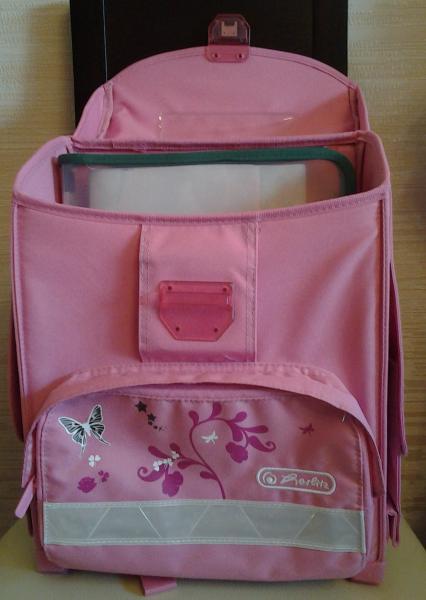 6ede820644d6 Школьный ранец/рюкзак Herlitz Smart 2013 г. | Отзывы покупателей