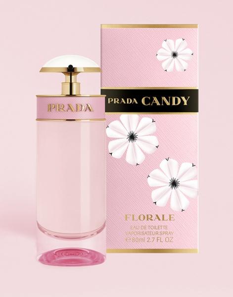 Prada candy florale kiss отзыв
