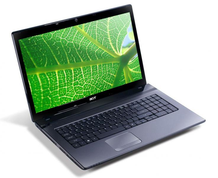DRIVER FOR ACER ASPIRE AS5750G