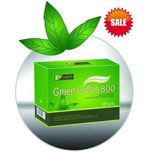 Green coffee 800 - Зеленый кофе.
