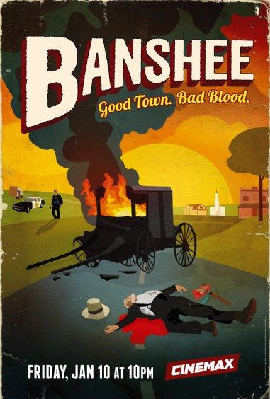 Постельная Сцена С Триесте Келли Данн – Банши (2013)