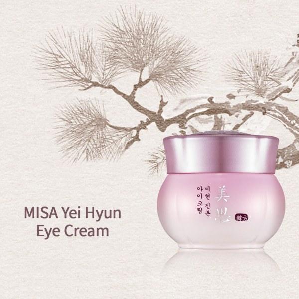 Znalezione obrazy dla zapytania MisshaMisa Yei Hyun eye cream