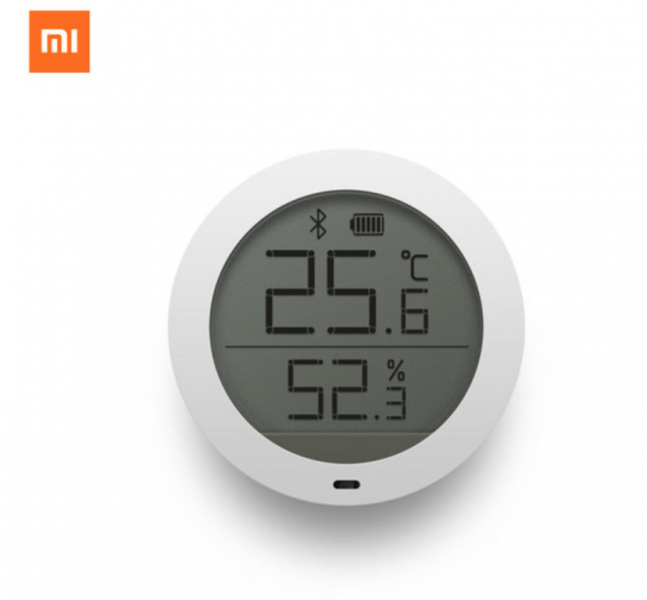 Xiaomi Bluetooth Thermometer Hygrometer Temperature Humidity Monitor Sensor