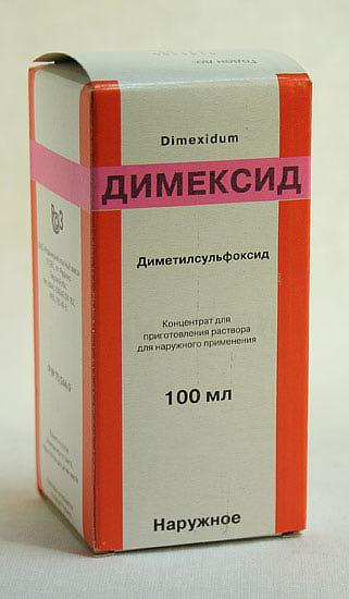 димексид для волос. средства Димексид - «для