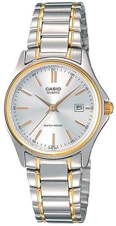 Часы женские Casio LTP-1183G-7ADF - отзывы 3ffd93955b37c