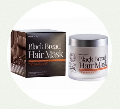 Маска для волос питательная натура сиберика
