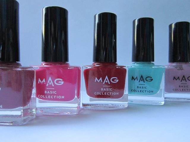 Лак для ногтей M.A.G Basic Collection - отзывы 8832b544ba33c