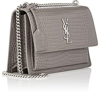Сумка из натуральной кожи Yves Saint Laurent Monogram Sunset Medium Leather  Shoulder Bag - отзывы 3a682c317b8