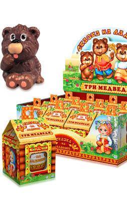 игрушка детская кондитерская фабрика