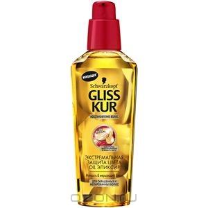 Глисс-кур масло для волос