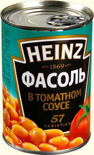 томатный соус как в фасоли хайнс рецепт