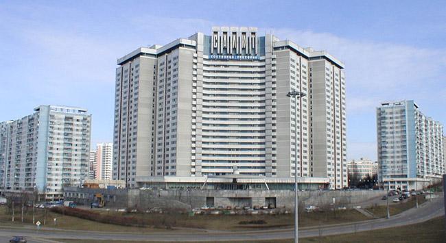 гостиница салют москва фото