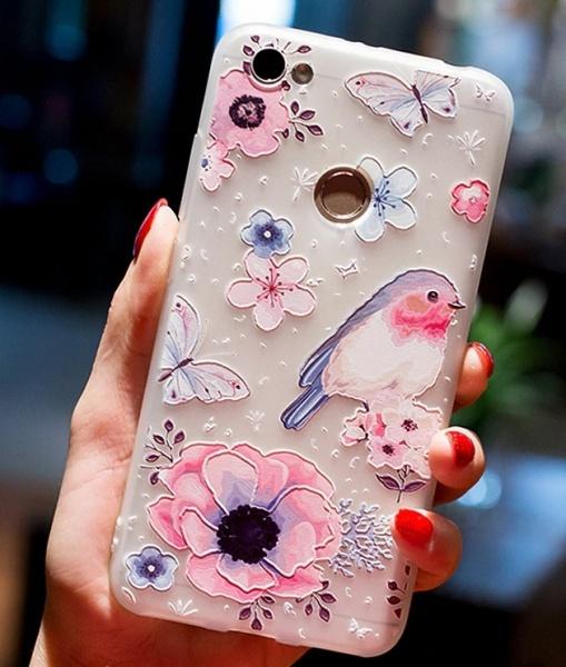 pretty nice ca83f bbce4 Чехол для телефона Aliexpress BROEYOUE Case For Xiaomi Mi A1 Mi 5X Mi6X  Mi5S Mi 6 Redmi Note 5 Pro 5 Plus Cases For iPhone 5 5S SE 6 ...