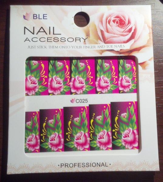 Nail accessory наклейки инструкция