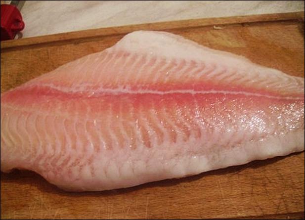 как приготовить замороженный язык рыбу