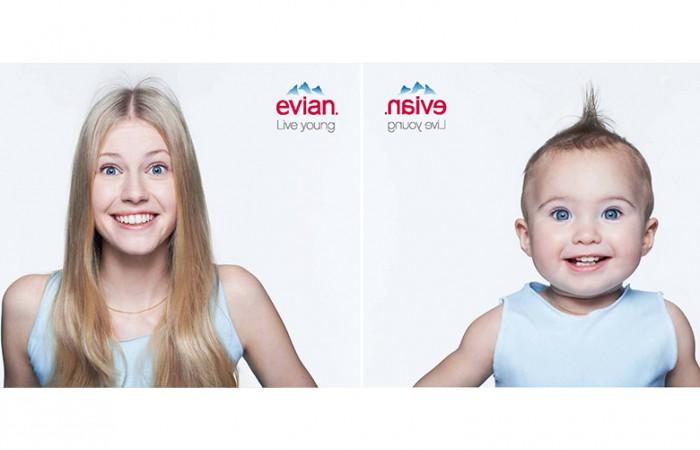 как будет выглядеть мой ребенок evian
