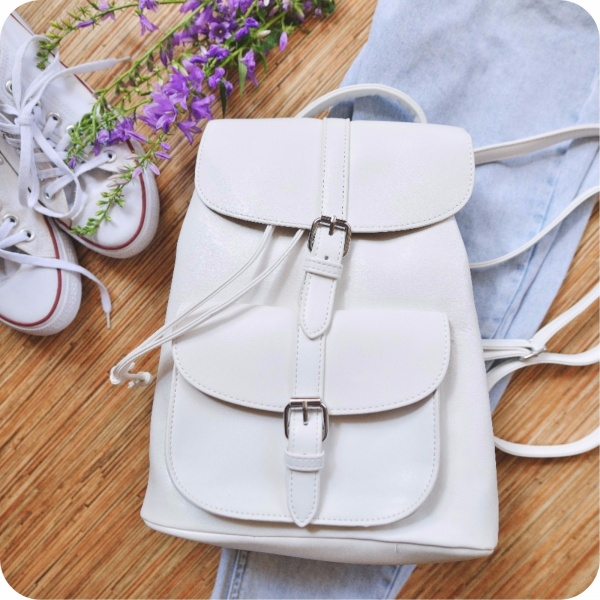 df97b33ec4ec Рюкзак женский Aliexpress Women Backpack Vintage Leather Backpacks  Drawstring Black Rucksack Brand Shoulder Bags For Teenage Girls Grey School  Bag XA950H - ...