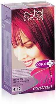 Отзывы краски для волос эстель