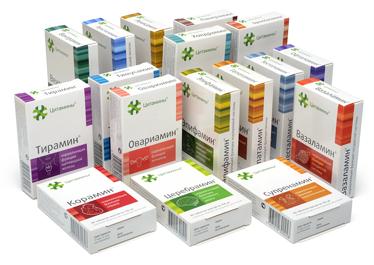 Цитомины пептиды препараты пептиды производство канада