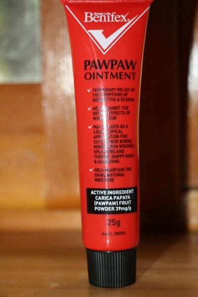 Pawpaw бальзам для губ отзывы