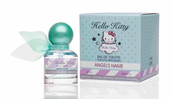 ооо понти парфюм туалетная вода серии Hello Kitty Angels Name