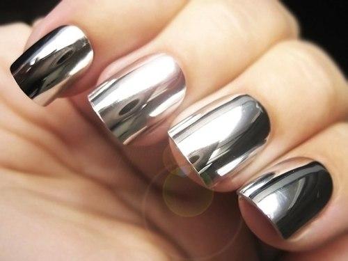 Дизайн ногтей втирка видео