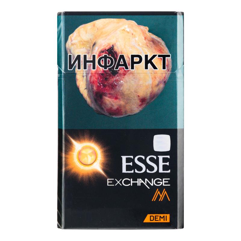 Купить сигареты esse exchange demi электронная сигареты купить минск