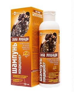 Шампуни лошадиная сила от выпадения волос