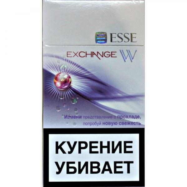Сигареты эссе с капсулой вкусы 9120