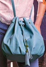 Женская сумка для ноутбуков.