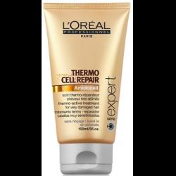 Несмываемый крем-уход для восстановления волос