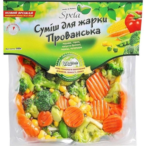 Замороженная овощная смесь приготовить
