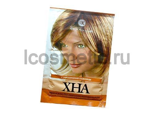 Хна от выпадения волос хна до и после