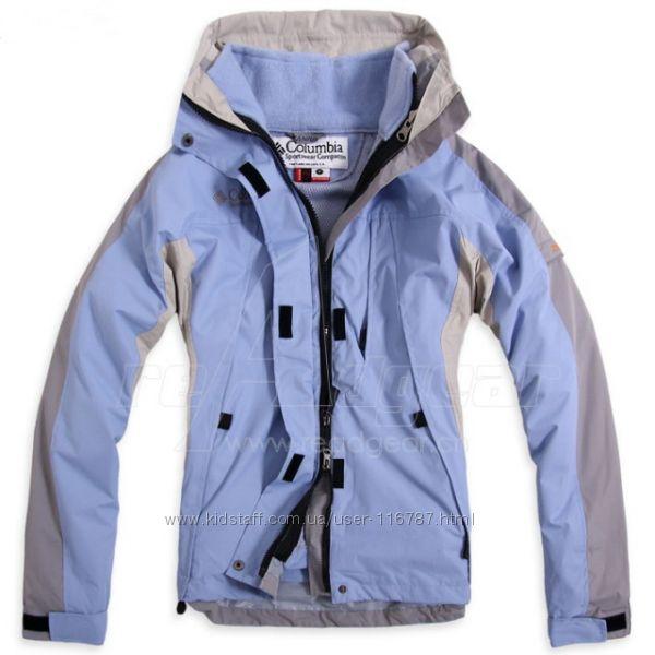 куртки женские коламбия фото