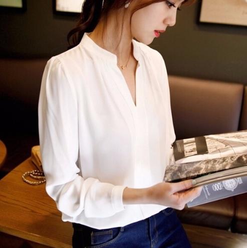 3873828dc51 Блузки Белые Для Офиса Фото