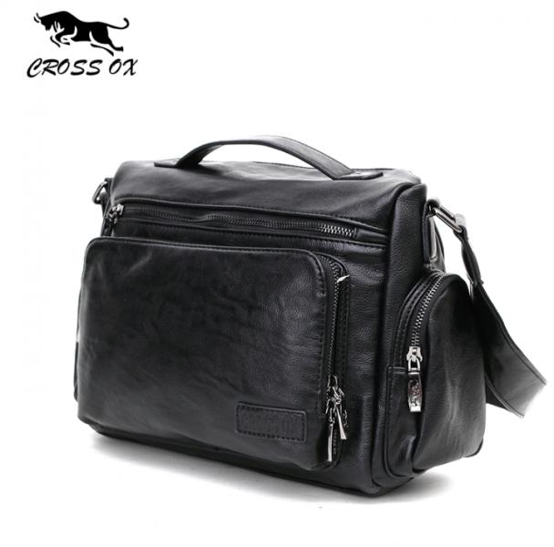 c2cb56a69984 Сумка мужская Aliexpress CROSS OX New Arrival Messenger Bags For Men  Shoulder Bag Business Casual male bag messenger Bag travel Bag SL381M -  отзыв