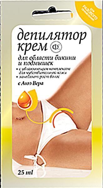 крем для депиляции бикини veet