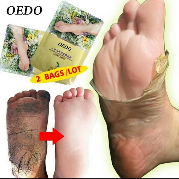 soften foot skin